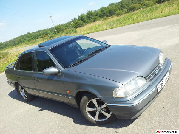 ������� Ford Scorpio 1994 �.�.! �������� georgeman