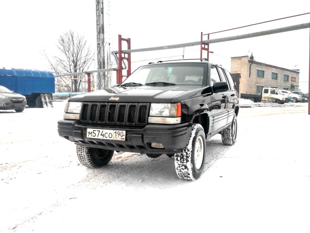 ������� Jeep Grand Cherokee 1998 �.! �������� koctac-id