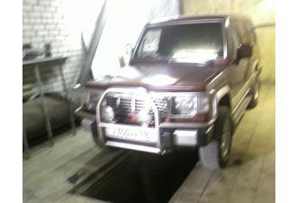 Hyundai Galloper 2.5 TC