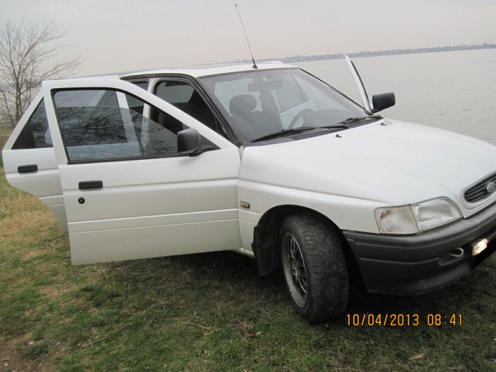 Ford Orion 1992 Gall III 1.8 бензин