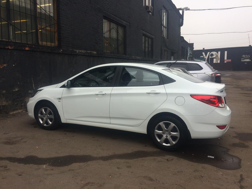 Hyundai Accent инструкция по эксплуатации скачать