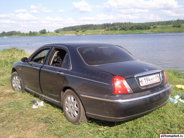 ������� Rover 75 2000 �.�.! �������� pokemon118