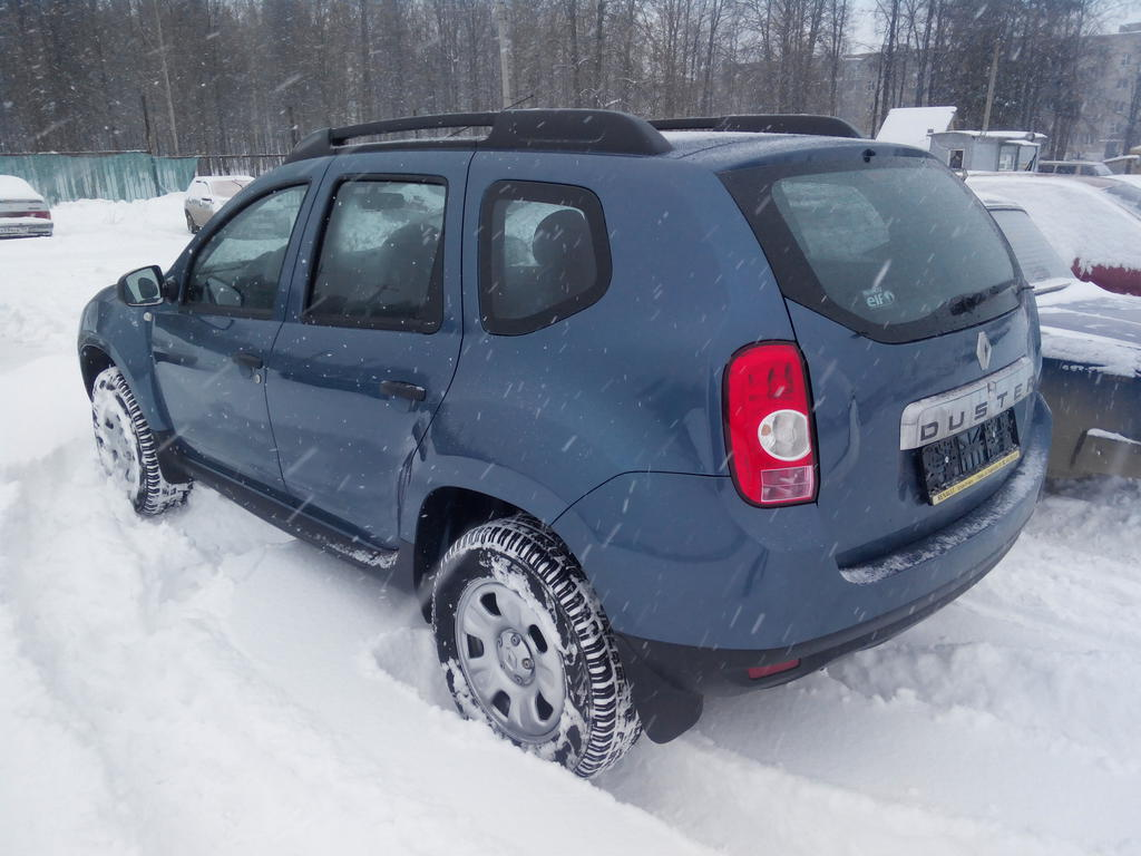 ������� Renault Duster 2014 �.! �������� adm2007