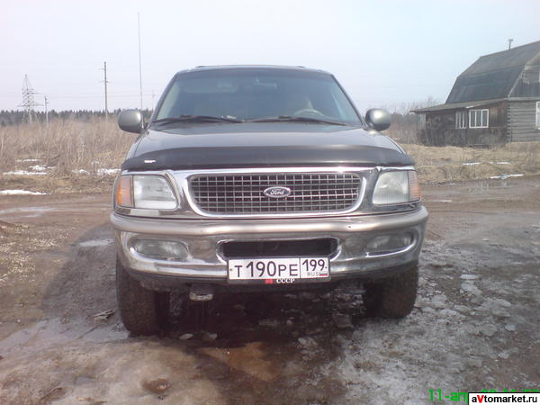 Ford Expedition 1998, Eddie Bauer, 5.4L 4х4.