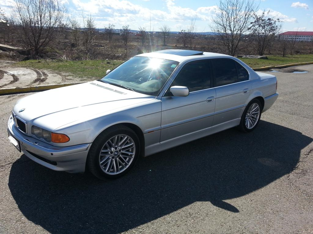 ������� BMW 7-����� 2001 �.! �������� demon932008