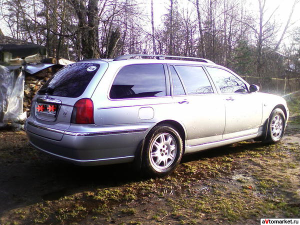 ������� Rover 75 2002 �.�.! �������� ads