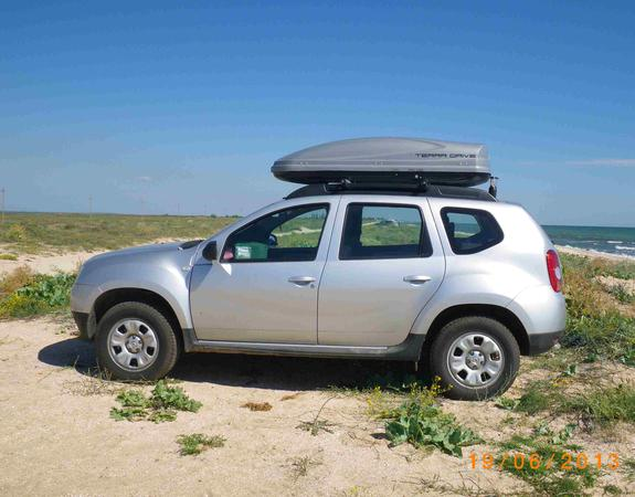 ������� Renault Duster 2012 �.�.! �������� rvv
