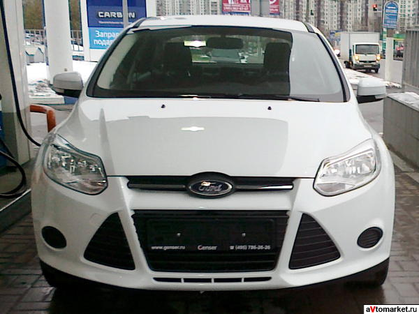 40 000км. на Ford Focus Ambiente 1.6 105hp.