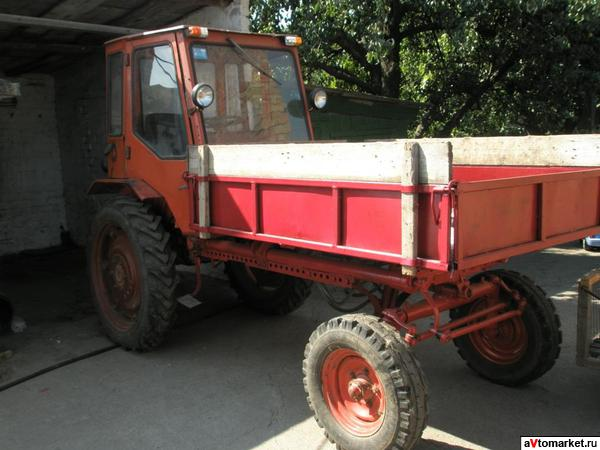 Продам трактор Т-16МГ, 1993 г.в. 2400м.ч задний диск, форсунки, топливный насос.