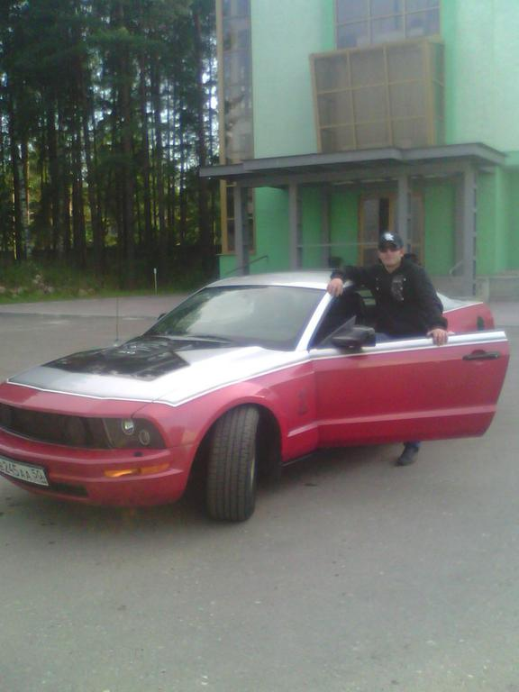 ������� Ford Mustang 2005 �.! �������� mad cars