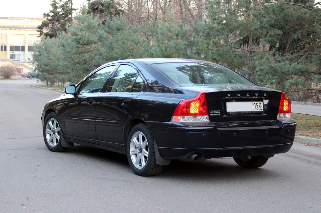 ������� Volvo S60 2009 �.! �������� dmitry_sh