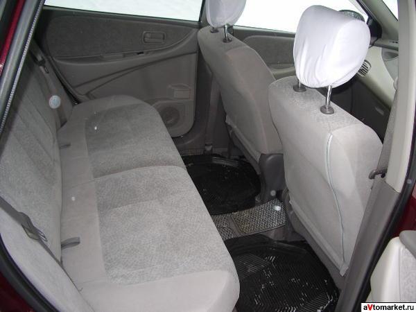 Nissan Tino 1.5 i 16V (������ ������� ���� 1.5 i 16V) �/� ...