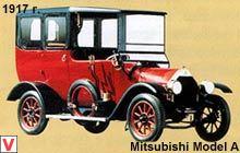 история автомобиля митсубиси