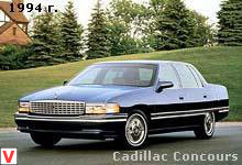 Cadillac Concours