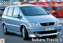 Subaru Traviq