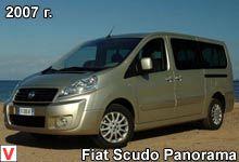 характеристики fiat scudo 2006