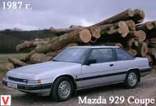 отзывы mazda 929, 1987 г 3.0 мт, бензин,