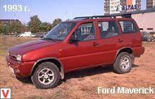ford mawerik 1994 система охлаждения