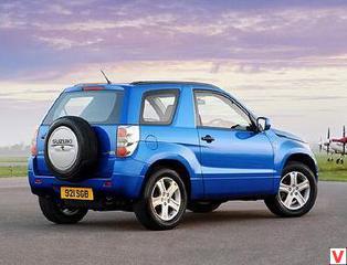 Suzuki Grand Vitara 2005 год