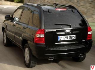Kia Sportage 2004 год