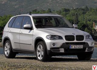 BMW X5 2007 год