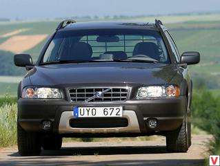 volvo xc70 2002 года