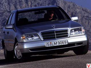 Mercedes C-класс 1993 год