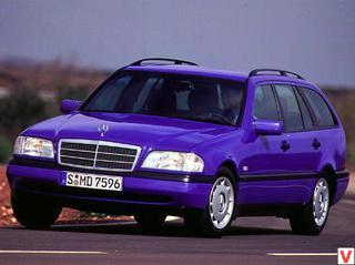 Mercedes C-класс 1996 год