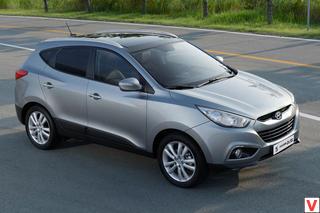Hyundai ix35 2010 г.