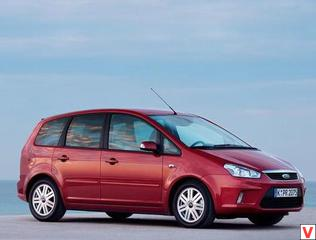 Ford C-MAX 2007 год