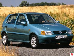 VW Polo 1995 год