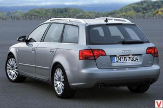 Audi A4 Avant 2005 год