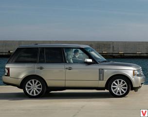 Land Rover Range Rover 2010 год