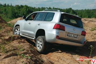 Range rover vs lexus lx 570 фото