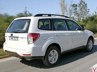 Subaru Forester 2008 год