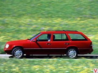 Mersedes E-class 1993 год