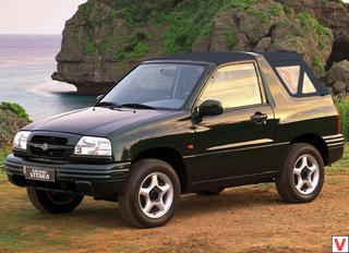 Suzuki Grand Vitara 2000 год