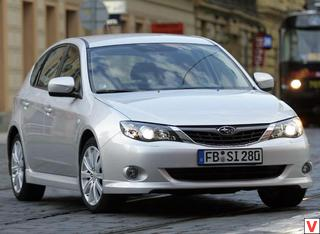 Subaru Impreza 2010 год