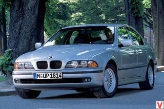 BMW Е39 1996 год