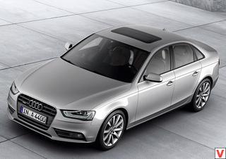 Audi A4 2012 год