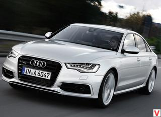 Audi A6 2011 год