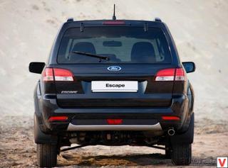 Ford Escape 2008 год