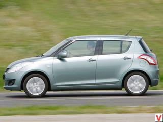 Suzuki Swift 2010 год