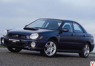 Subaru Impreza 2001 год