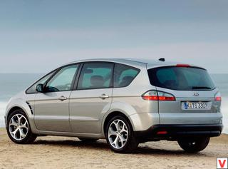 Ford S-Max 2006 год