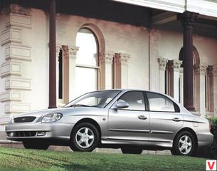 Hyundai Sonata 1998 год