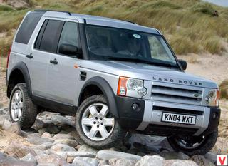 Land Rover Discovery 2005 год