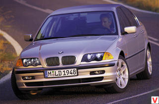 BMW e30 с подвеской от m3