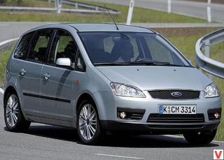 Ford C-max купить новый, комплектации и цены  Форд Ц  макс.