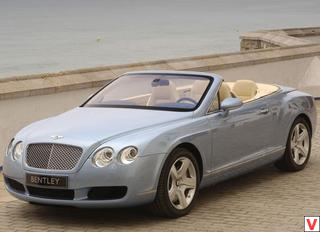 Bentley Continental GTC 2006 год